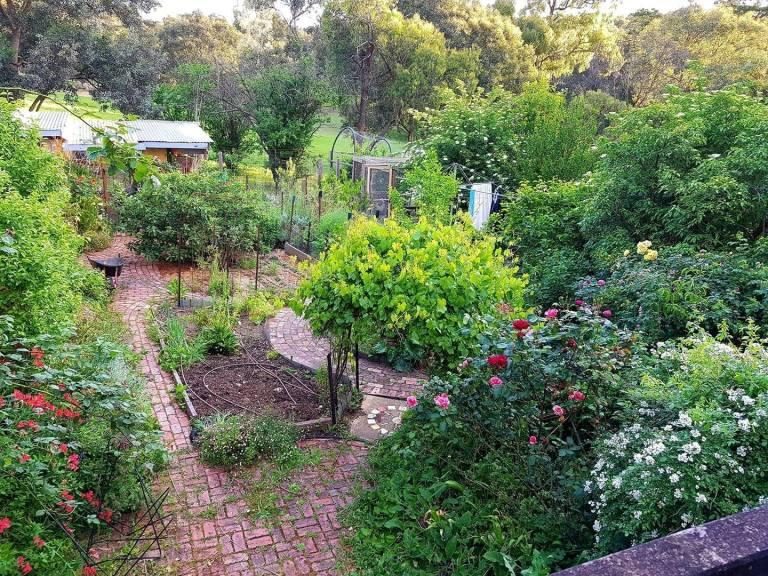 Eco Resilience: A Farmhouse in the Suburbs